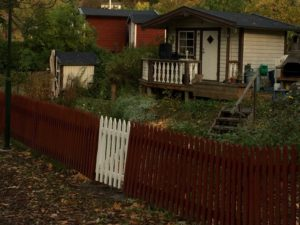 Swedish cabins