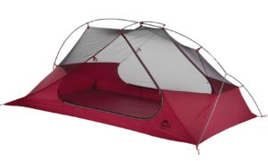 MSR Freelite 2 tent no fly