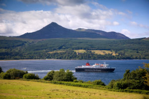 A walk of two halves on Arran