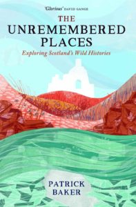 Unremembered Places book cover
