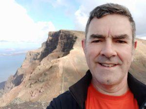 Neil Braidwood, Lanzarote