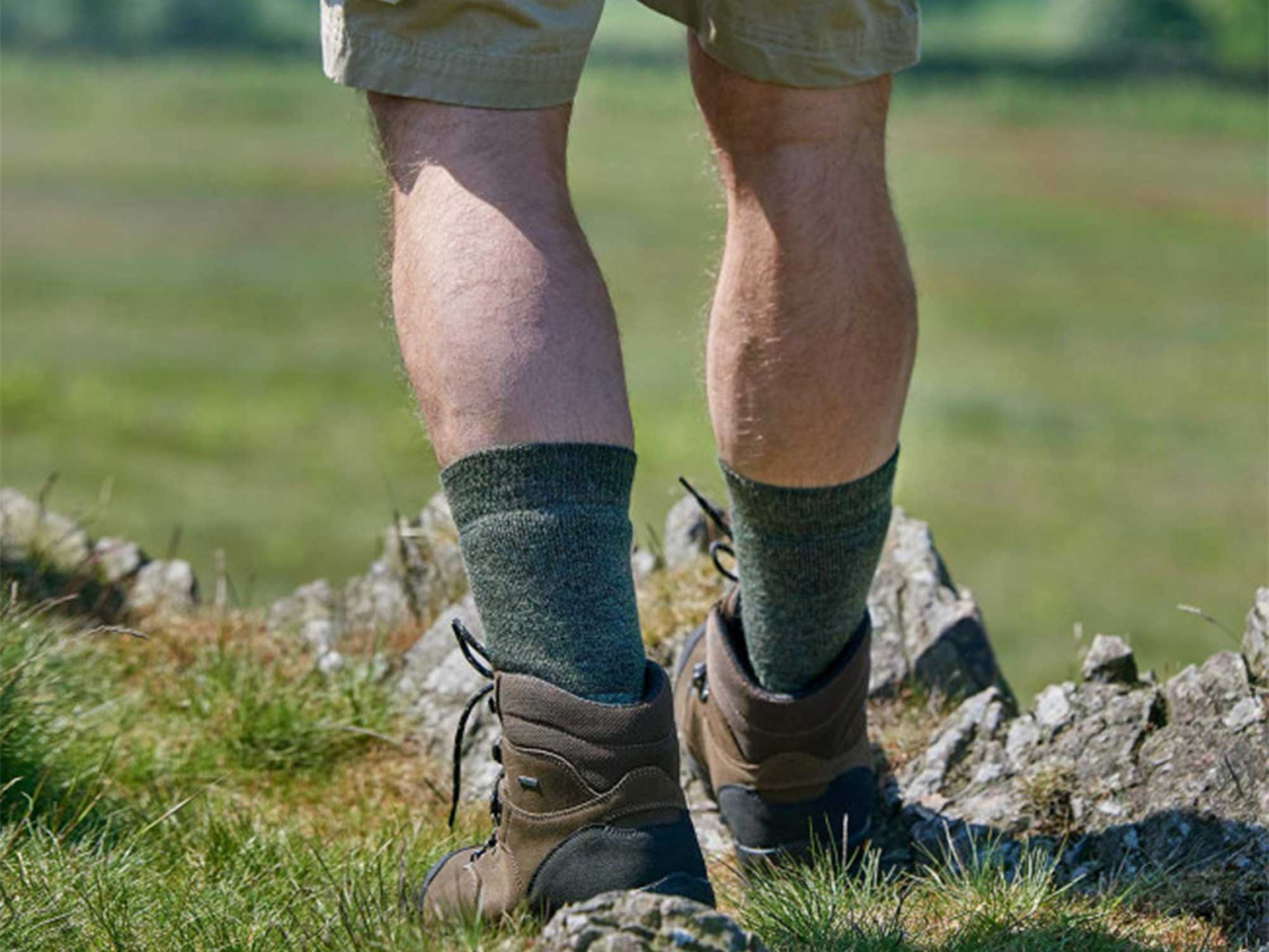 HJ Hall ProTrek Mountain Climb socks